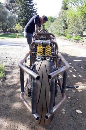 Worlds Fastest Electric Motorcycle Electric Streamliner World Record Electric Bike Electric Motor