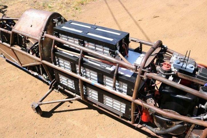 Worlds Fastest Electric Motorcycle, Electric Streamliner World Record, Electric Bike, Electric Motor