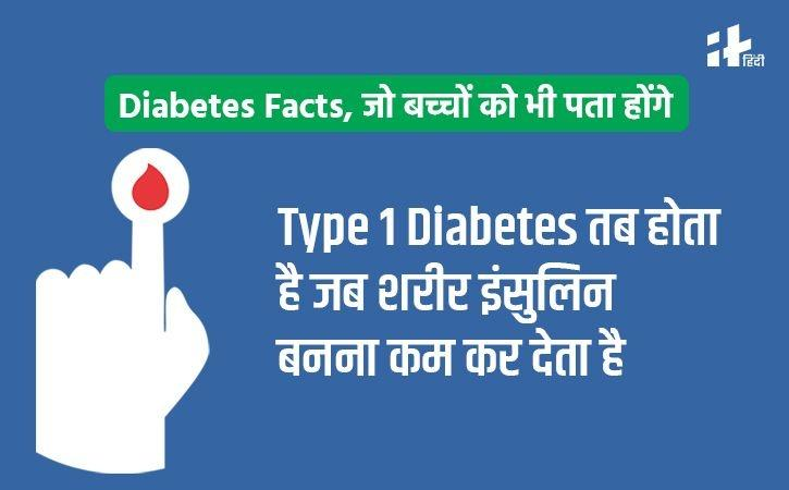 15 Facts, Diabetes, World Diabetes Day