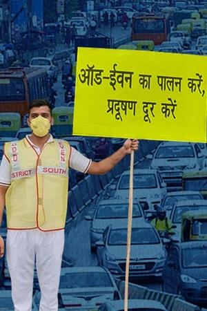 A Day In The Life Of An OddEven Volunteer