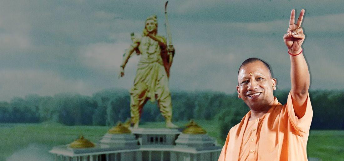 Amidst Critical Issues Of Healthcare & Crime, UP Govt Approves Rs 450-Crore Budget For Ram Statue