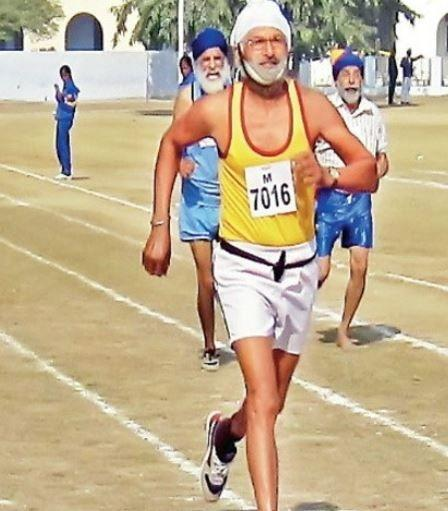 Bakshish Singh died of a heart attack