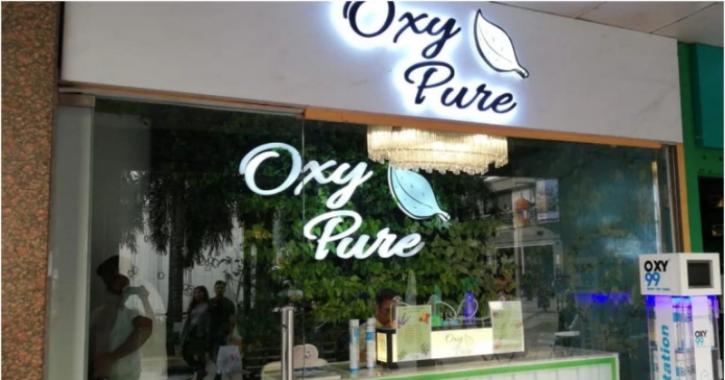 Bar, Oxy Pure, Pure Oxygen, Saket