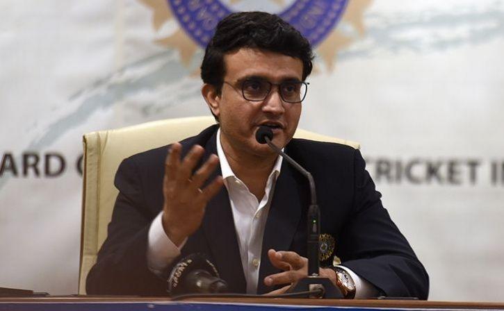 BCCI President Sourav Ganguly Stands Behind A Struggling Rishabh Pant