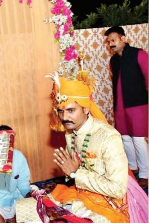 BSF Constable Refuses Rs 11 Lakh Dowry At Wedding