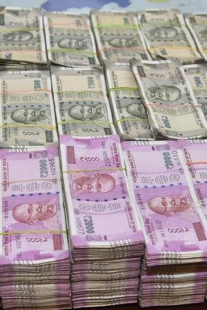Cash Seized By ACB From Engineers Residence