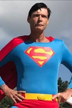 Christopher Dennis Who Entertained Audiences As Superman At Hollywood Boulevard Passes Away
