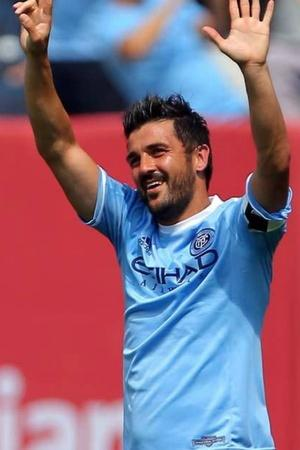 David Villa is an icon