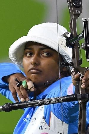 Deepika Kumari is our best archer