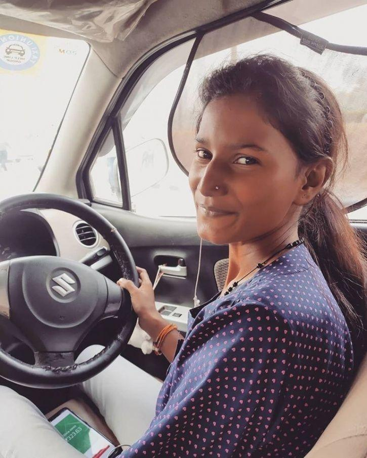 Delhi Cab Girl