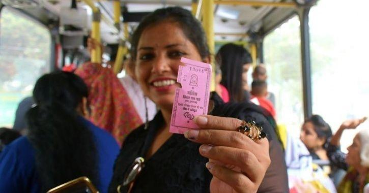 Free Bus Ride Scheme For Women A Success, Data Shows 10% Rise In Female Commuters In Delhi