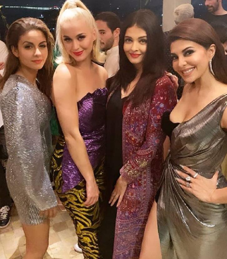 From Aishwarya To Anushka, B-Town Stars Have Fun Time With Katy Perry At Karan Johar
