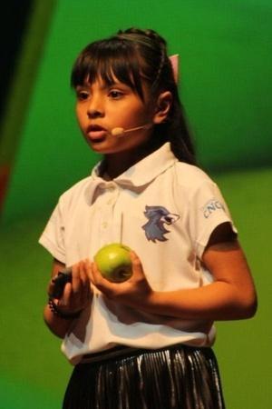 genius kid Adhara Prez