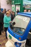 German Chancellor Angela Merkel IndoGerman Partnership India Germany Electric Vehicle Partnership