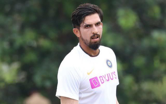 Ishant Sharma is our pace spearhead