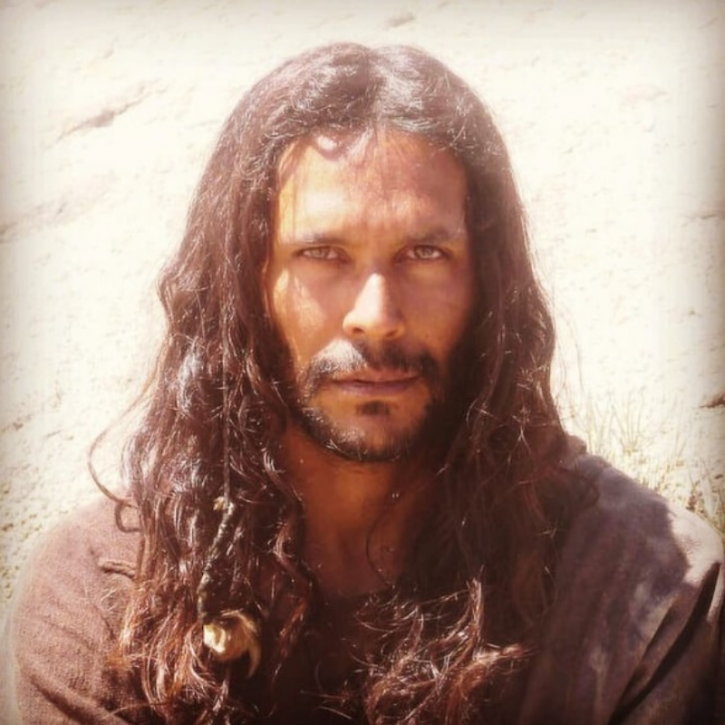 Jesus Christ, Is That You? Fans Think Milind Soman Looks Like The God In This Old Photo