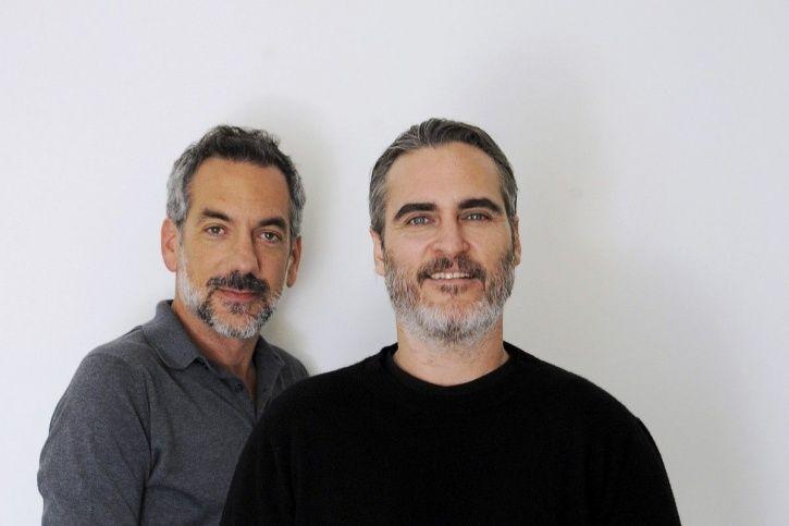 Joaquin Phoenix and Todd Philips.
