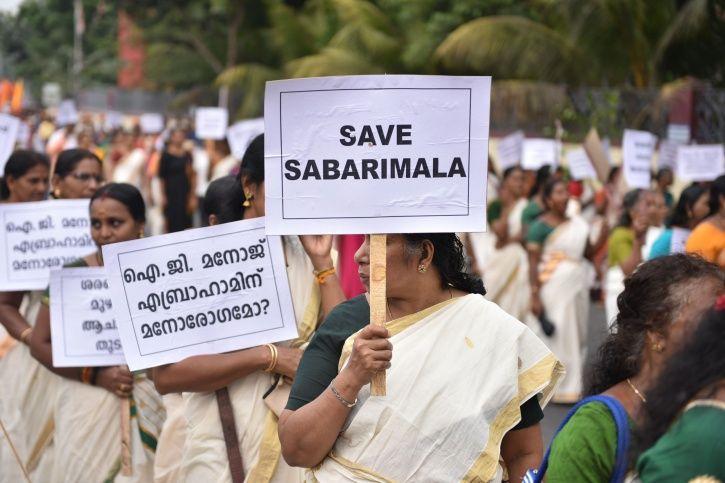 Justice Ranjan Gogoi Sabarimala Case