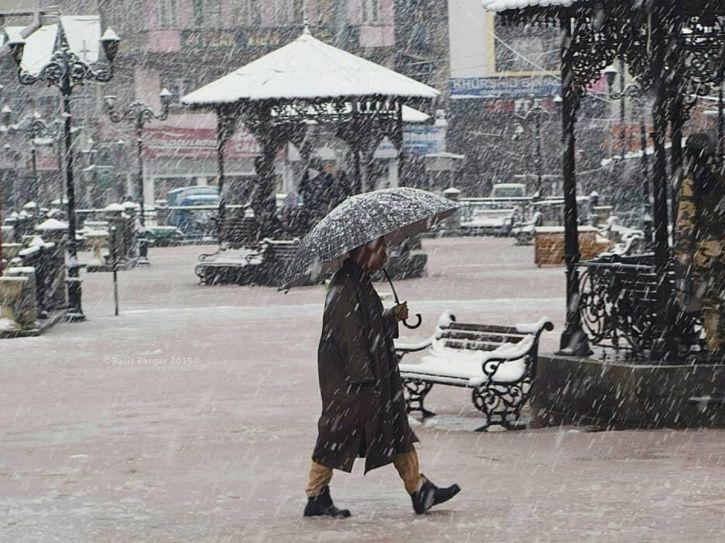 Kashmir snowfall