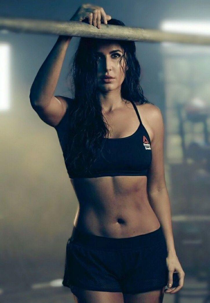 Katrina Kaif Shares The Secret To Her Gorgeous Figure, Gives A Glimpse Into Her Workout Routine