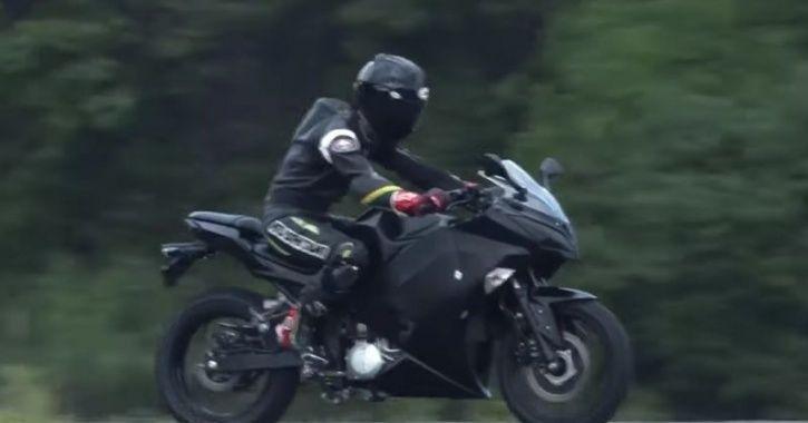 Kawasaki Ninja Electric, Kawasaki Electric Bikes, Kawasaki Electric Bike Video, Kawasaki Electric Mo