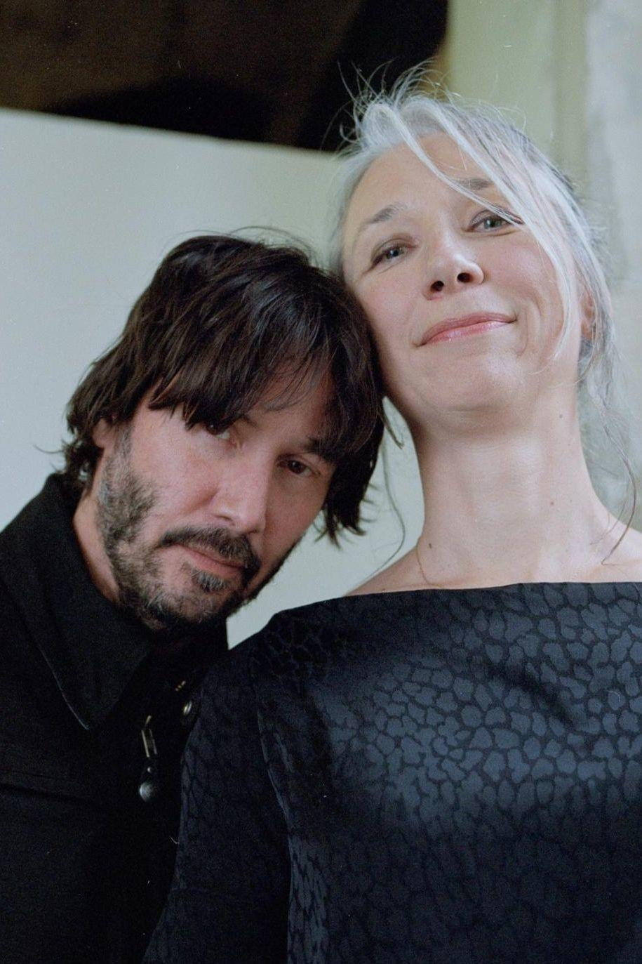 Keanu Reeves Fell In Love With Alexandra Because She Helped Him Get Over ExGirlfriends Death