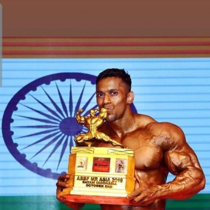 Kerala Man, Mr Universe, India, Physique Sports Championship