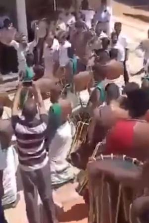 Keralas Traditional Brass Band