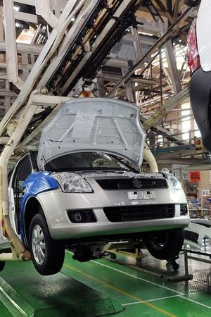 Maruti Suzuki Cuts Production