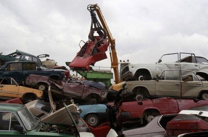 Maruti Toyota Scrappage Centre, Maruti Toyota Joint Venture, Vehicle Scrappage Policy India, Vehicle