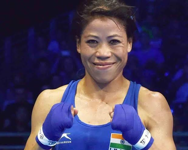 Mary Kom is a legend