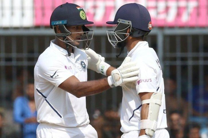 Mayank Agarwal loves to score big