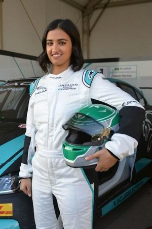 Meet Reema Juffali First Saudi Woman Driver To Race Car In MaleDominated Motor Sport