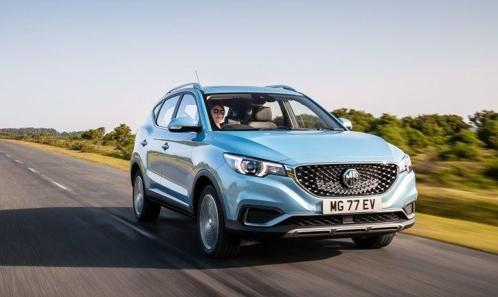MG ZS Electric, MG ZS Electric Bookings Open, MG ZS Electric Launch Date, MG ZS Electric Specificati