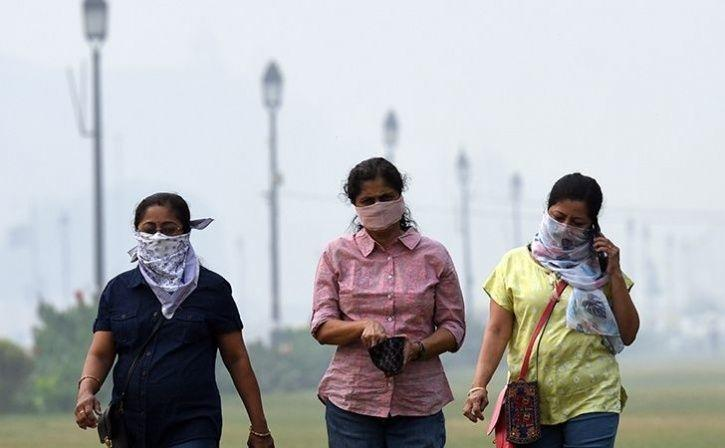 Over 5 Lakh People Died Due To Air pollution In 2016 In India