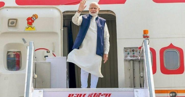 Over Rs 255 Crore Spent On PM Narendra Modi's Foreign Trips In Past Three Years