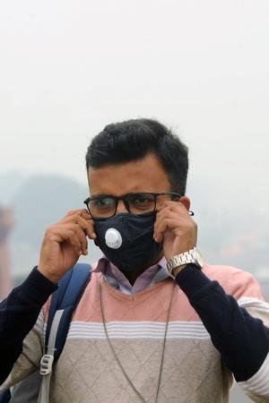 Pollution Is Delhi