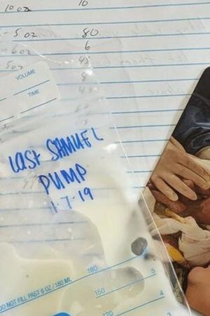 pump milk