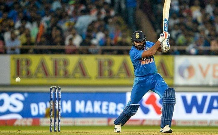 Rohit Sharma Mantra To Hit Sixes
