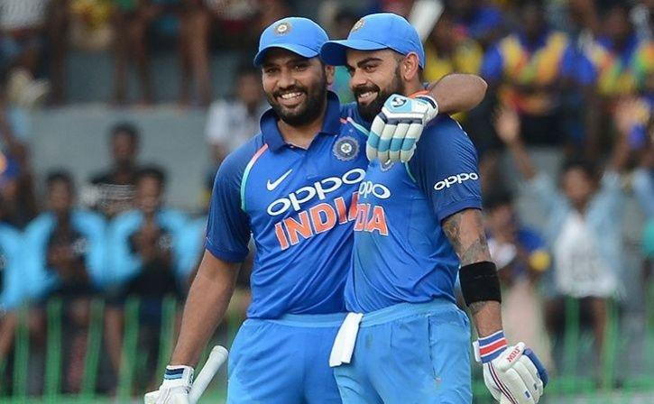 Rohit Sharma Wishes Virat Kohli A Very Happy Birthday