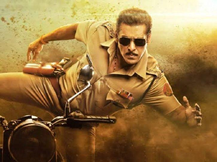 Salman Khan in Dabangg 3