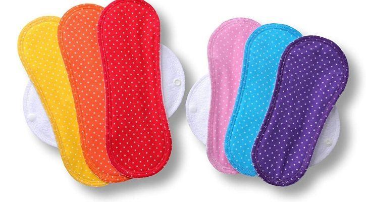 sanitary napkins