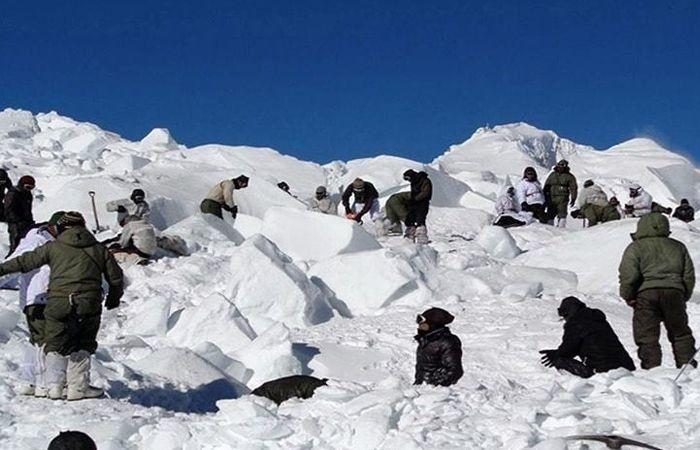siachen glacier tragedy