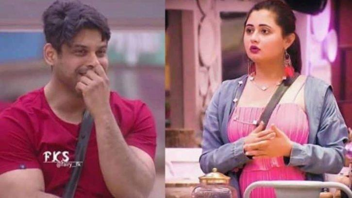 Sid and Rashmi Colors Bigg Boss