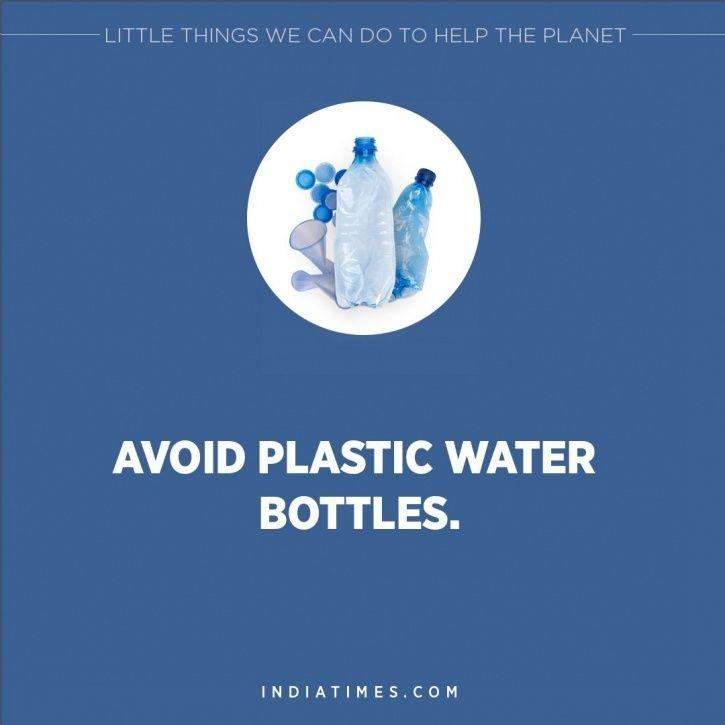 Simple things you can do to help to save our planet