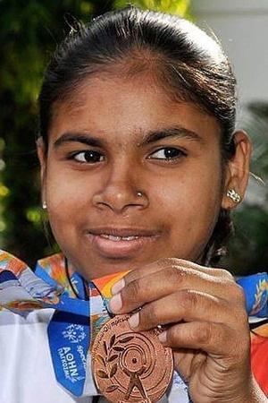 Sita Sahu won medals