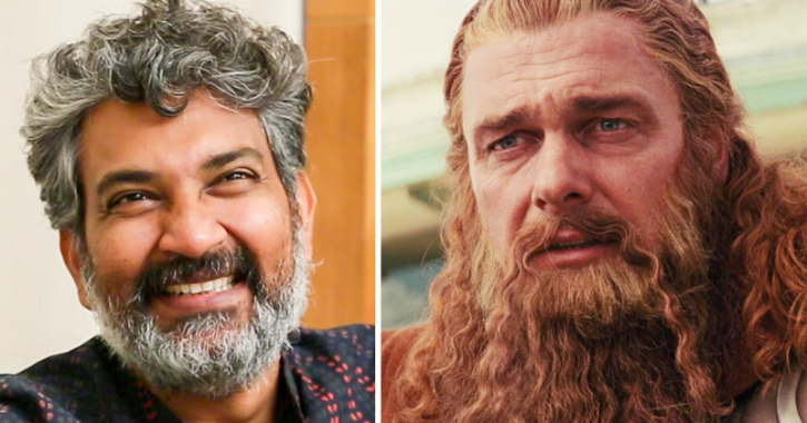 SS Rajamouli Ropes In