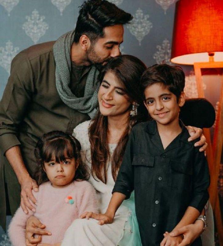 Tahira Kashyap and Ayushmann