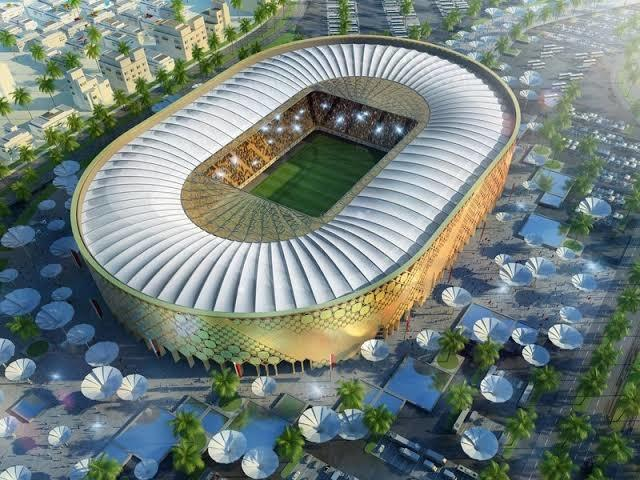 The 2022 FIFA World Cup is in Qatar