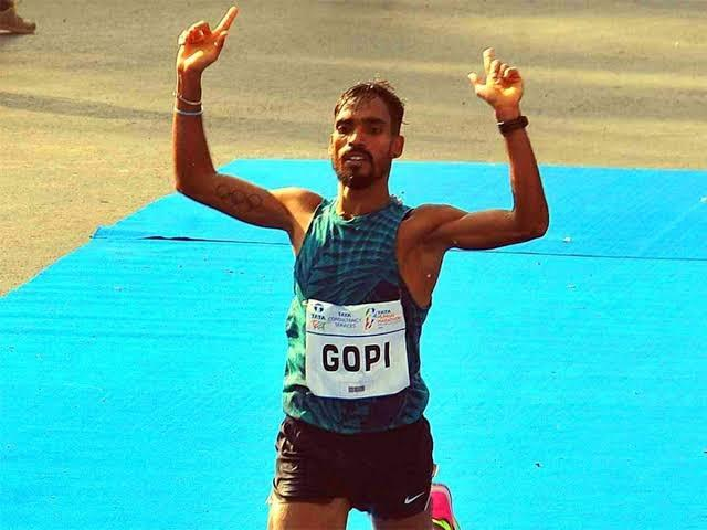 Thonakal Gopi won gold